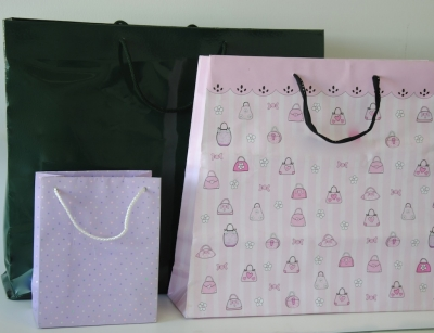 Paper bags and carrier bags